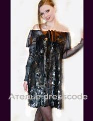 вечернее платье на заказ